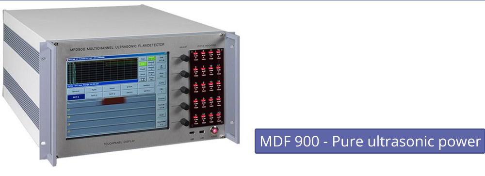 mdf 900 ultrasonic