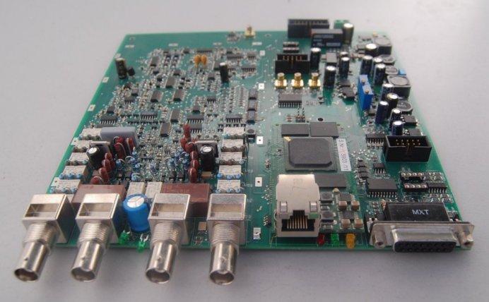 2 dual channel UT module