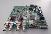 ultrasonic testing card